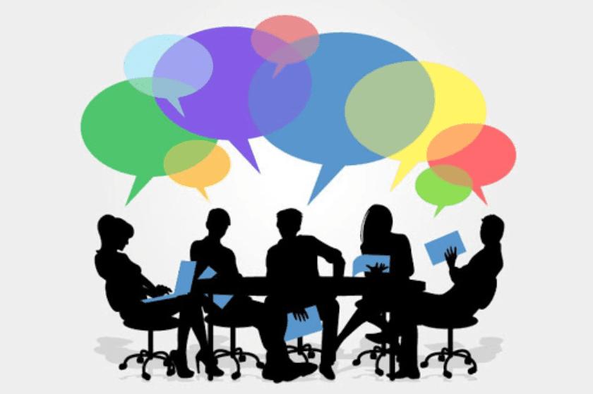 preparar reuniones de trabajo