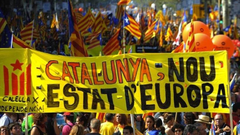Cataluña no está en Europa
