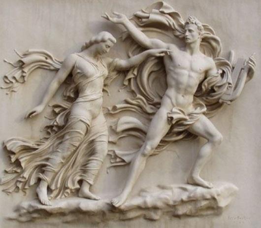 mito de amor Orfeo y Eurídice