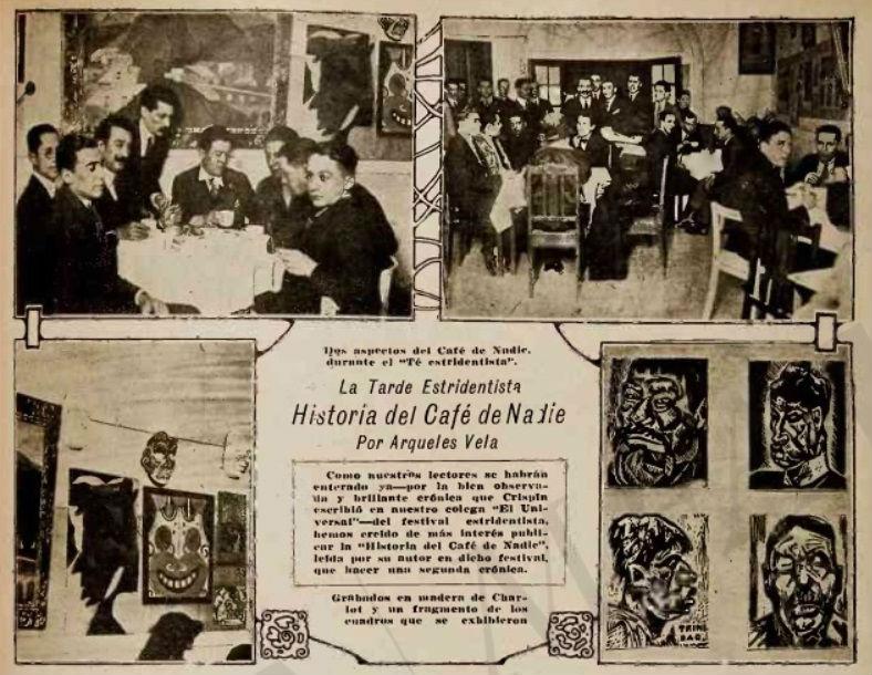 Café de Nadie.