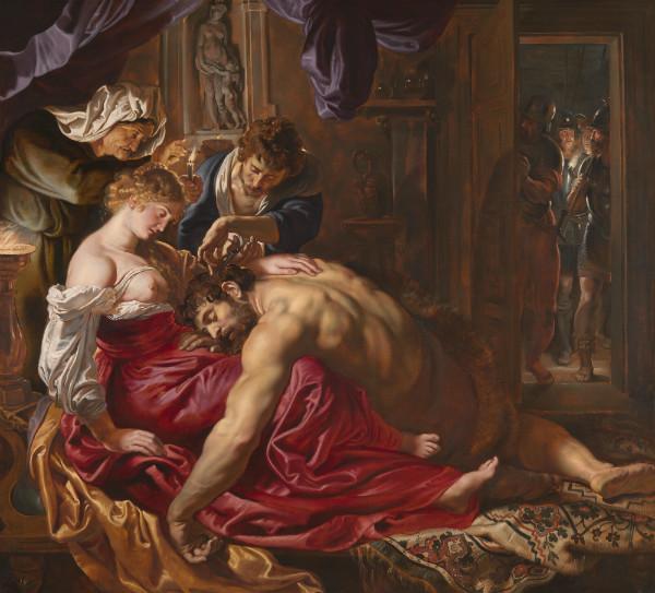 Samson and Delilah.