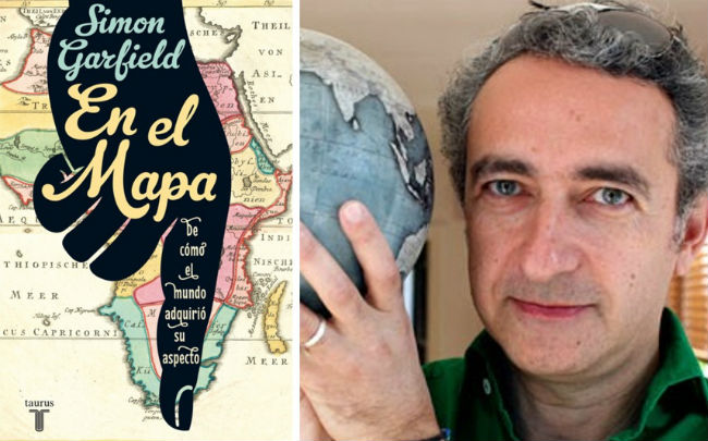 mapas de Simon Garfield