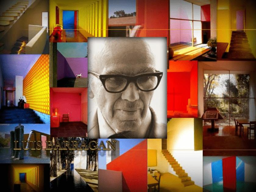 arquitectos mexicanos, Barragán