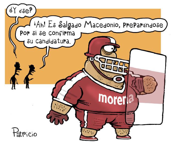 ine felix salgado macedonio