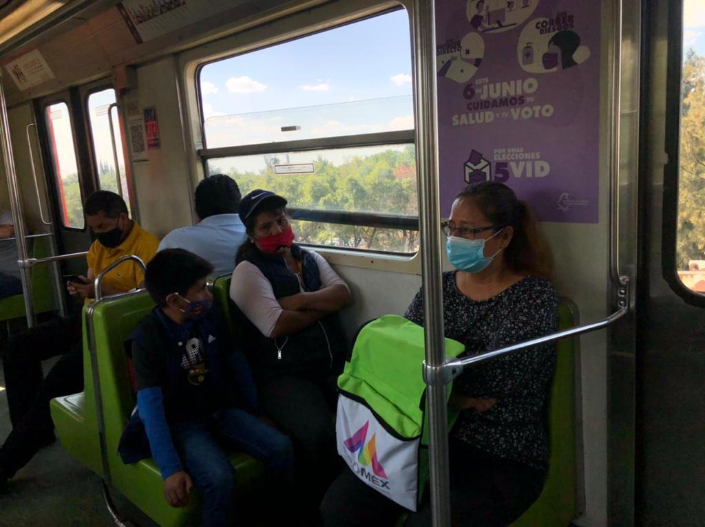 Tras caos, Rehabilitan servicio completo en Línea 9 del metro