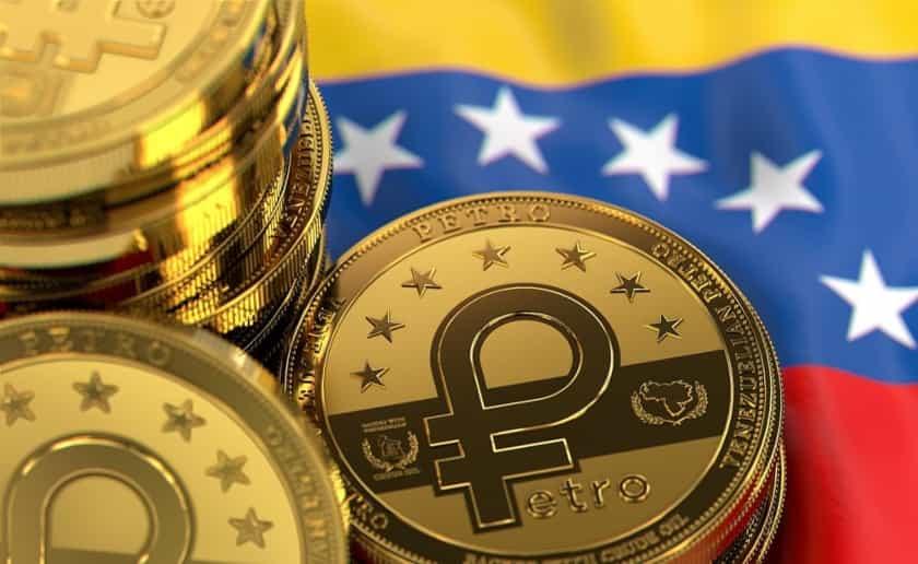 petro, Venezuela