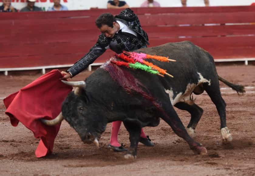 Juan Pablo Sánchez matador