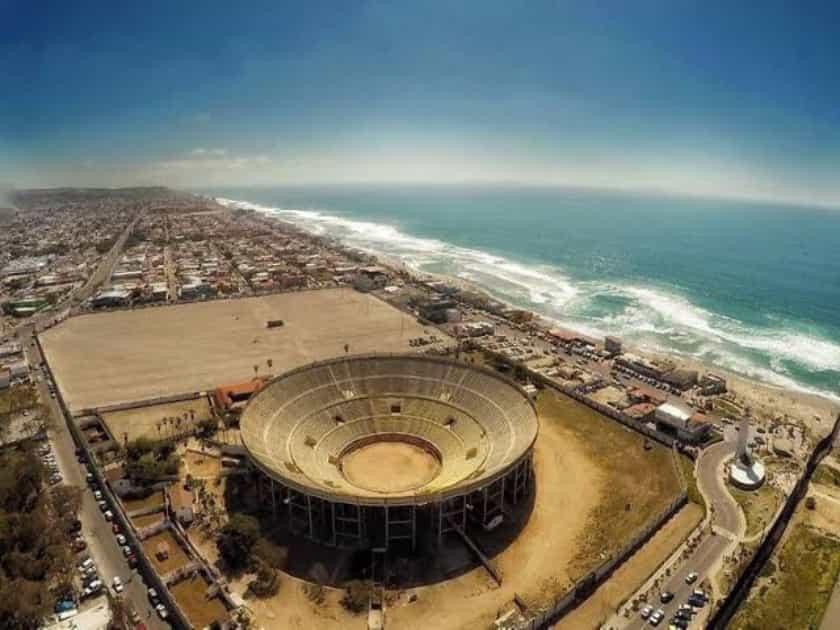 Plaza de Toros Monumental Playas de Tijuana